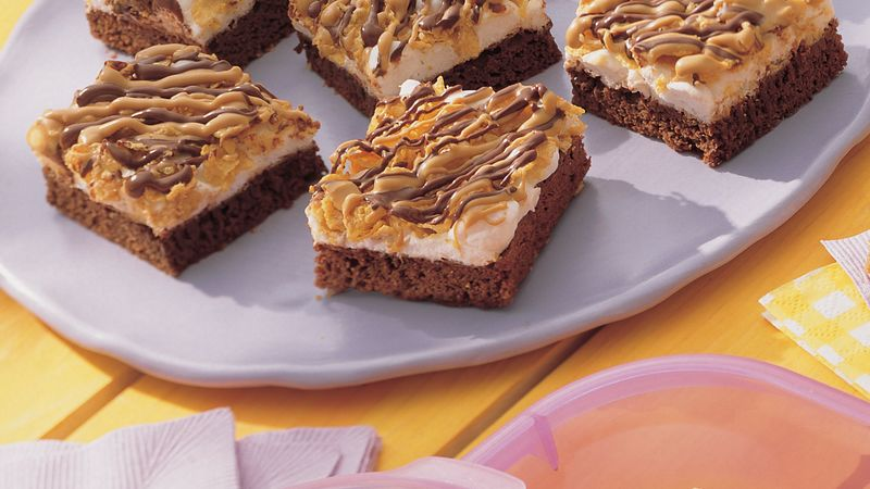 Brownie Cream Crunch