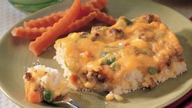 Cheesy Cheeseburger Bake