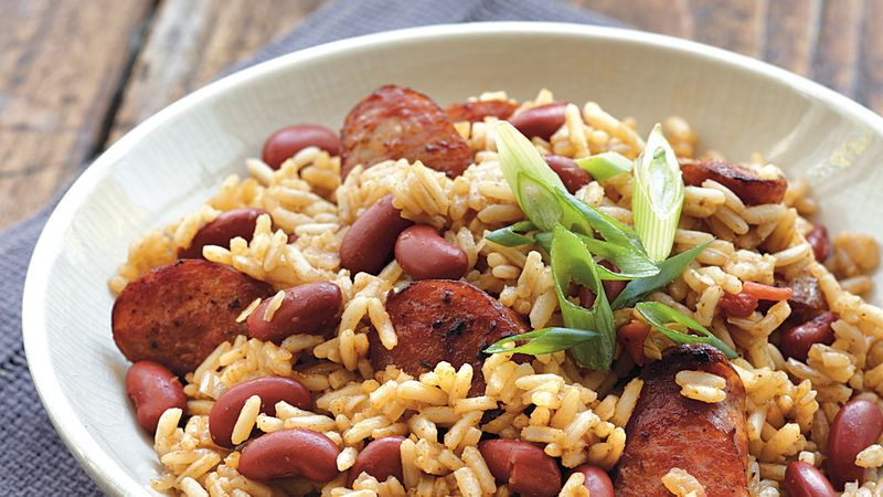 Cajun Red Beans and Rice