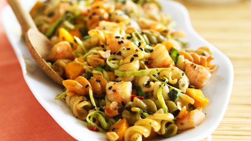 Sesame Singapore Shrimp Salad