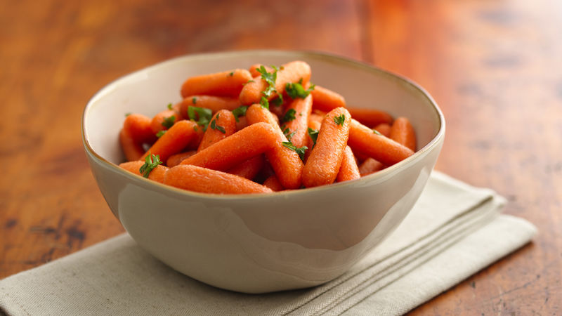 Slow Cooker Brown Sugared Baby Carrots Recipe Pillsbury