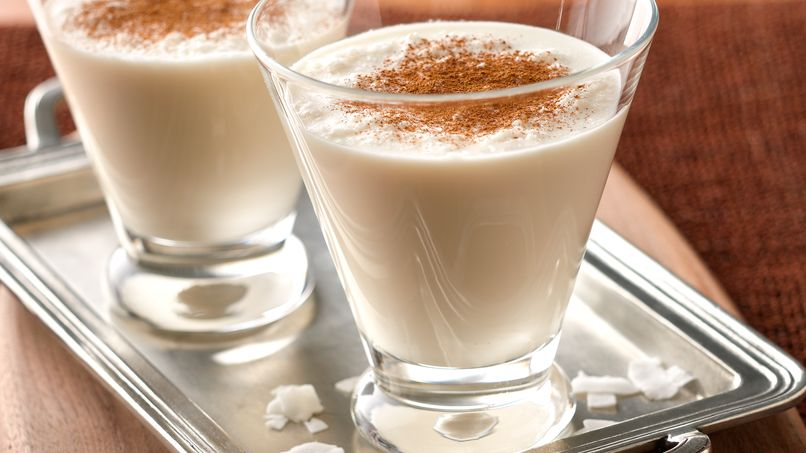 Quick and Easy Coquito
