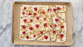 Yogurt Granola Bark