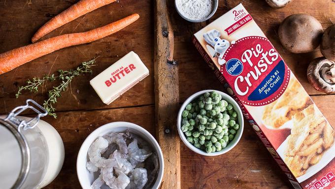 Mini Shrimp Pot Pies Recipe - Tablespoon.com
