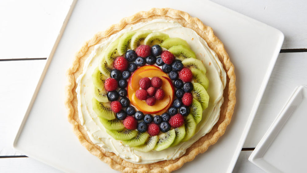 pillsbury fruit pizza what fruit are you