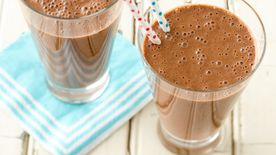 Build Me Up Peanut Butter Cup Protein Shake