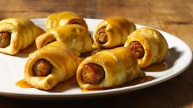 Breakfast Crescent Dogs