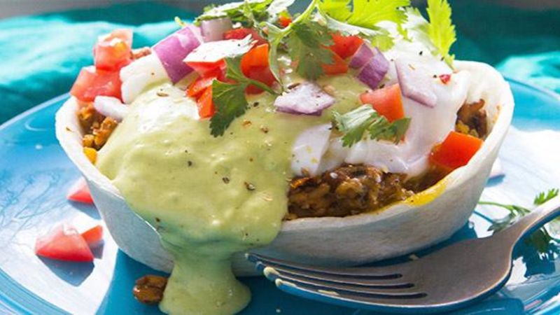 Avocado Hollandaise Sauce