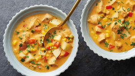 Mexican Chicken Chowder