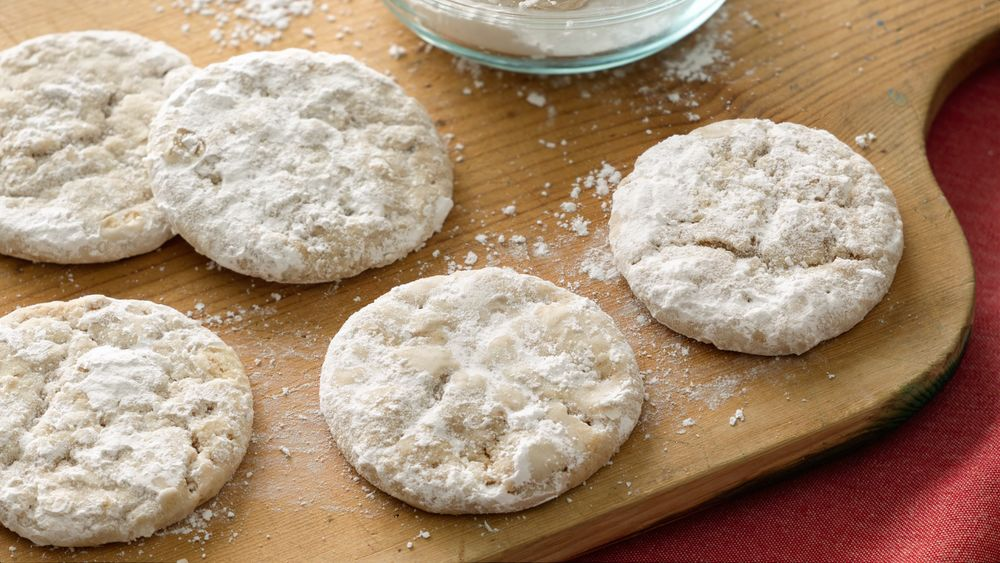 Cinnamon Crunch Cookies