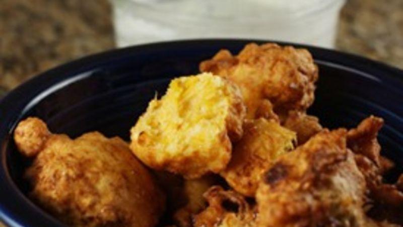 Butternut Squash Fritters