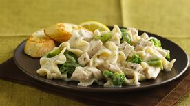 Lemon Chicken Stroganoff