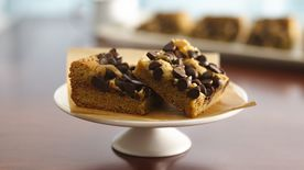 Cheryl's Chocolate Chip Blonde Brownies