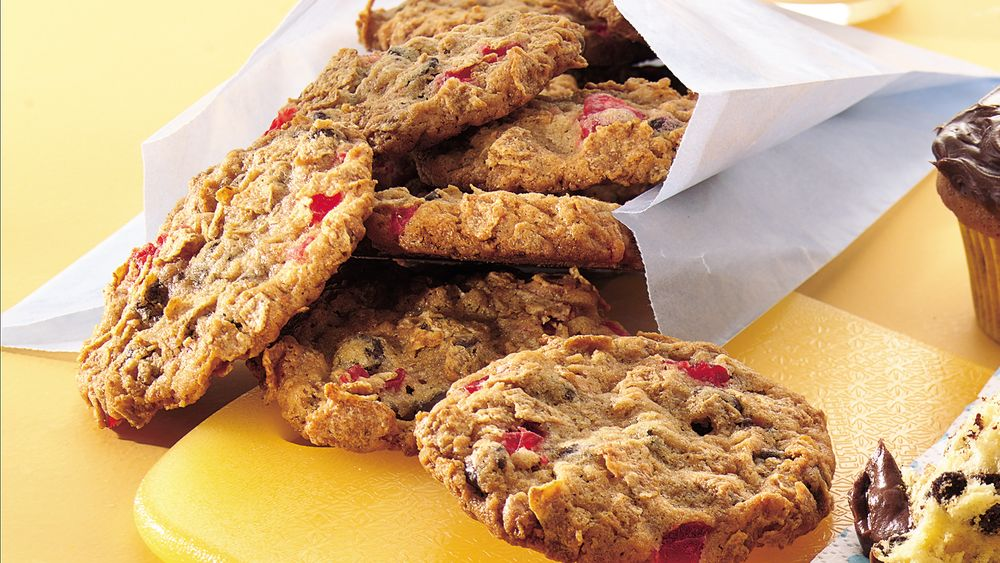 Crunchy Cherry Chippers