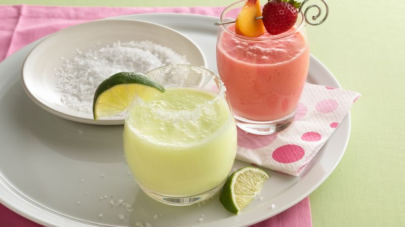 Creamy Mocktail Margarita