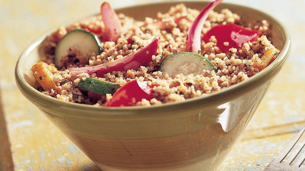 Couscous Vegetable Salad