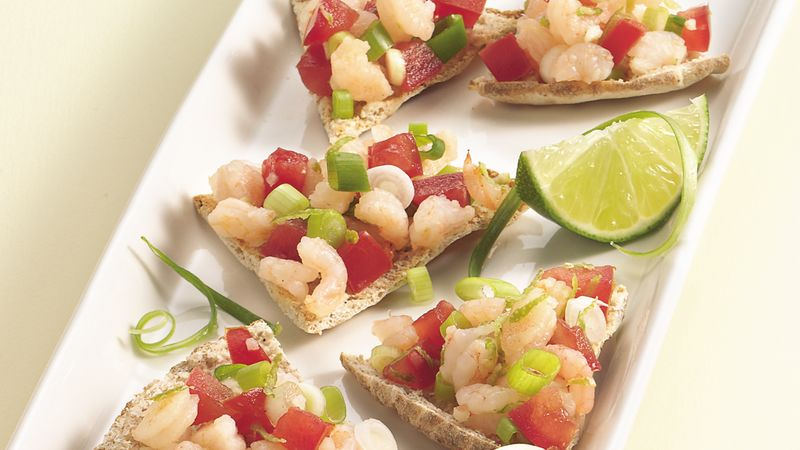 Gulf Shrimp Crostini