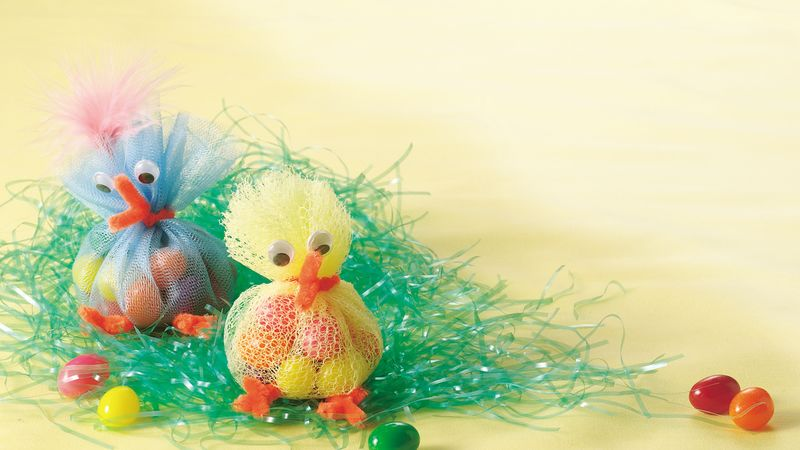 Jelly Bean Chicks