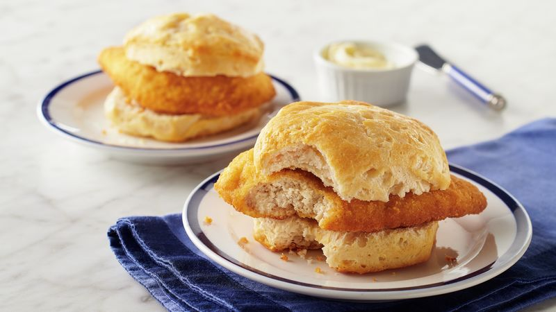 Copycat Chick-Fil-A® Chicken Biscuits