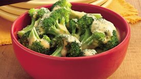Broccoli with Cheese