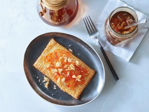 Boudin Pastry Tarts