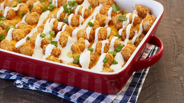 Chicken Cheddar Ranch Casserole