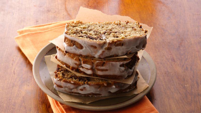 Oatmeal Streusel Bread