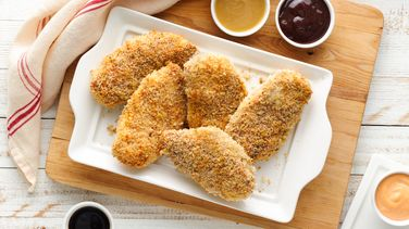 Cajun Oven-Fried Chicken
