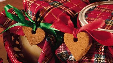 Scented Cinnamon Ornaments
