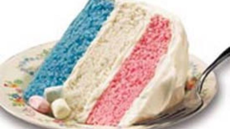 Baby Shower Cake Recipe BettyCrockercom