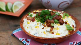 Slow-Cooker Corn-Jalapeño-Bacon Dip