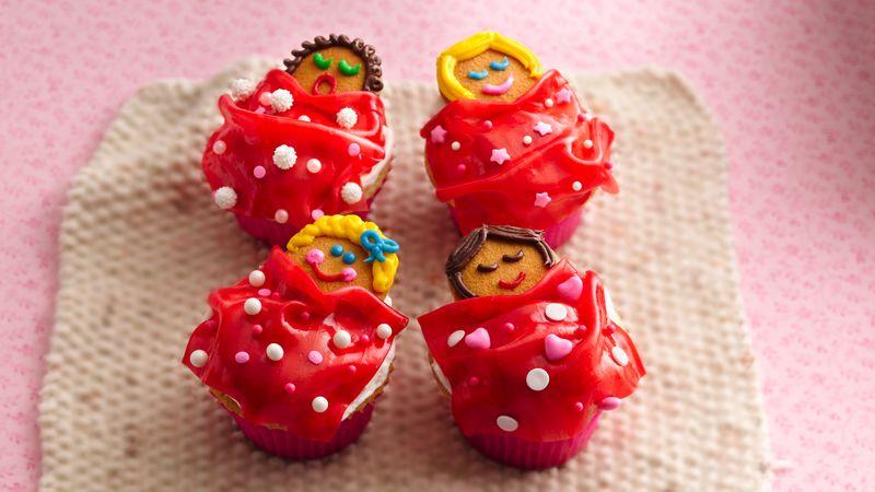 Dreamy Sleepover Cupcakes