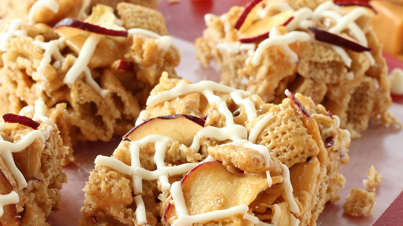 Caramel Apple Chex™ Bars
