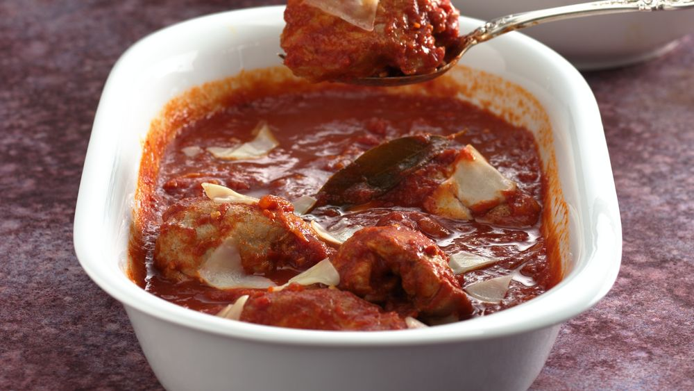 Party Chicken Cacciatore