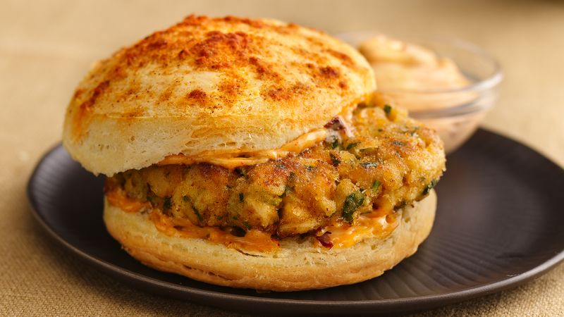 Chipotle-Chicken Sandwiches