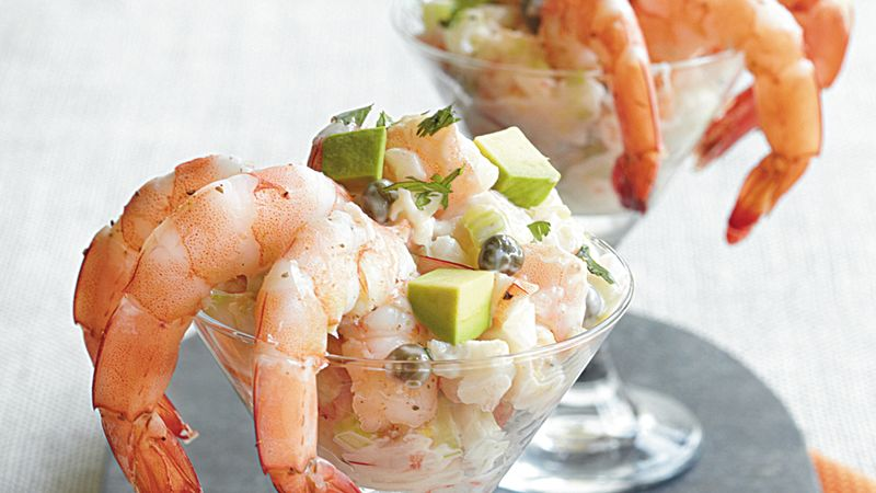 Shrimp Claws Salad