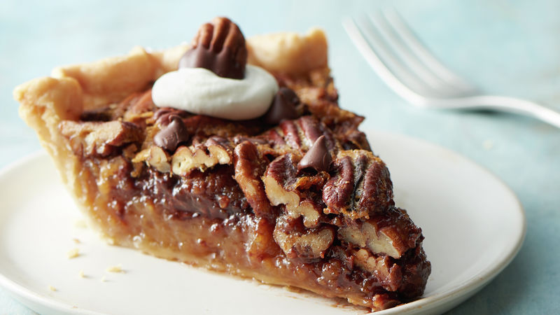 Chocolate Pecan Pie Recipe Pillsbury Com