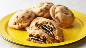 Oreo™-Stuffed Chocolate Chip Cookies