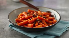 Gingered Baby Carrots