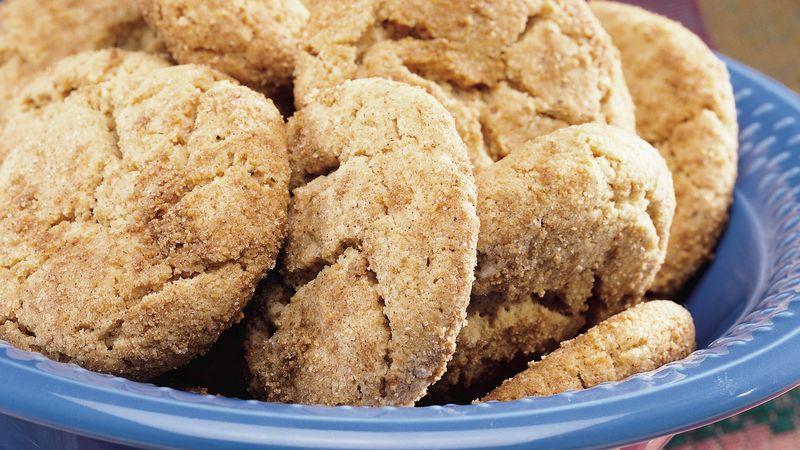 Sugar & Spice Black Pepper Cookies