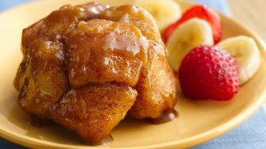 Overnight Pumpkin Monkey Bread Recipe