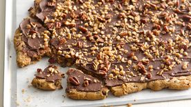 Chocolate Chip Cookie Toffee Brittle