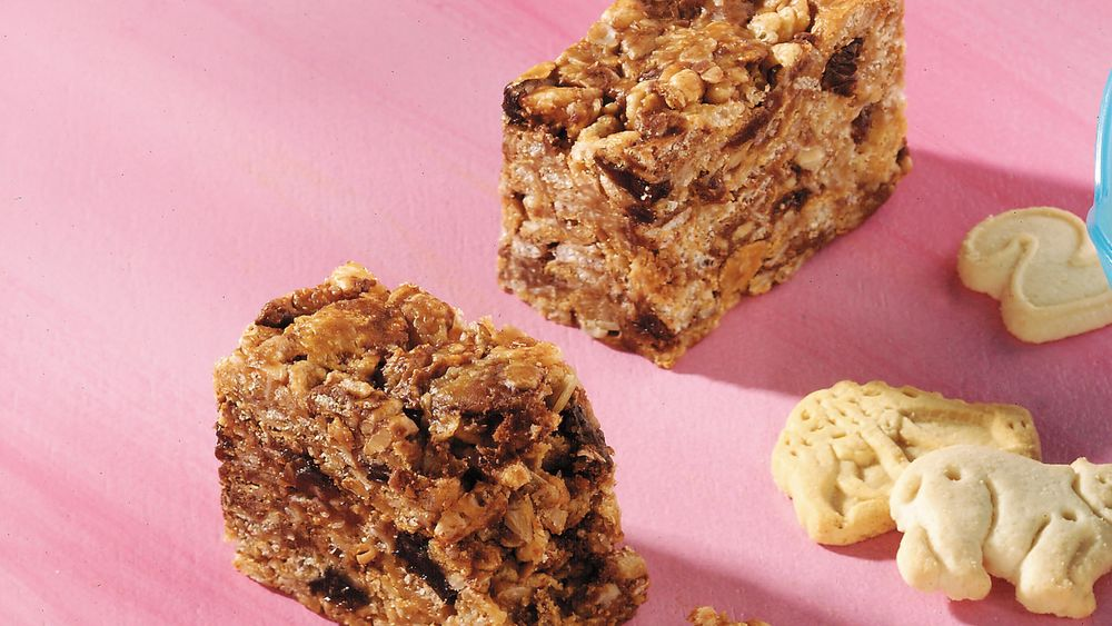Chewy Energy Bars