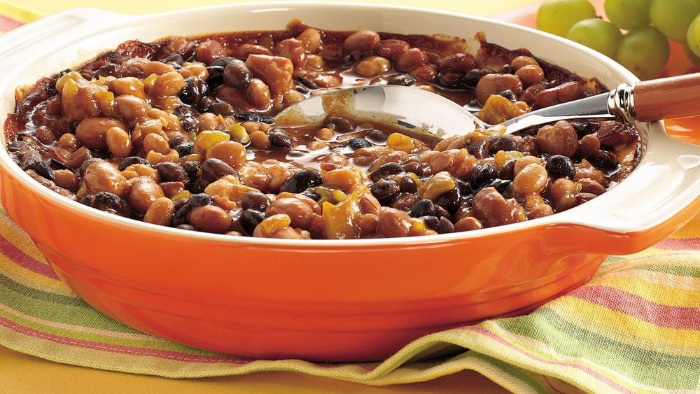 4-Can Baked Beans