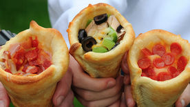 Pizza Cones