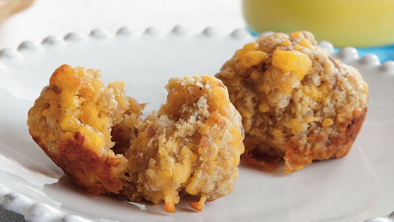 Famous Sausage Ball Muffins