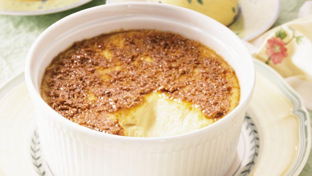 Irish Crème Brûlée