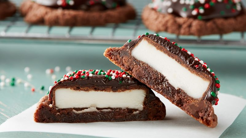 Peppermint Pattie Snowdrifts