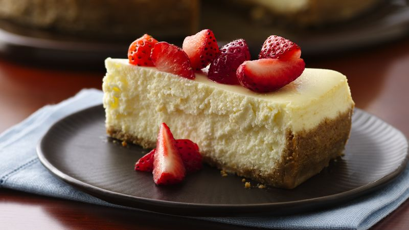 Divine Yogurt Cheesecake Recipe - BettyCrocker.com