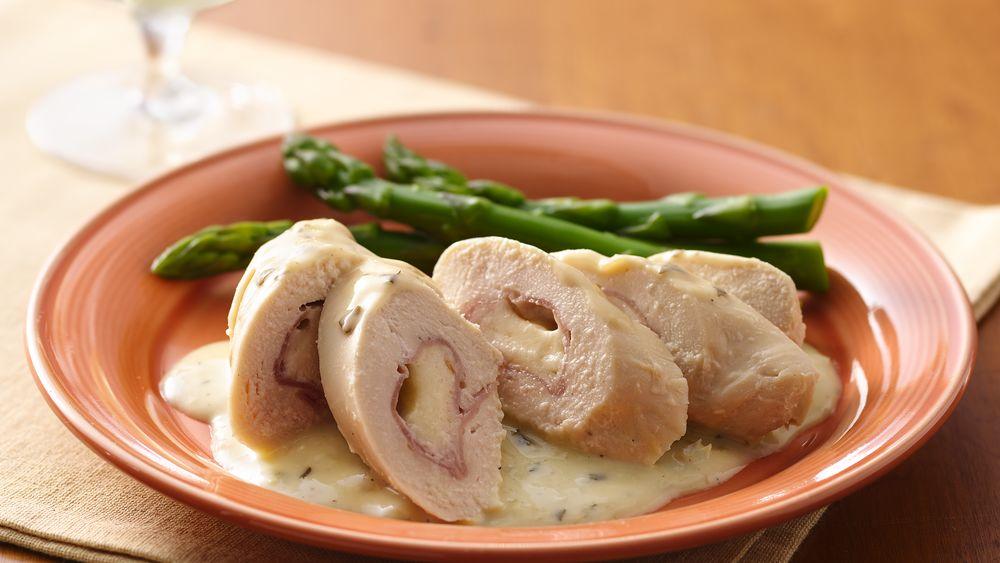 Recipe cordon bleu chicken rolls 14